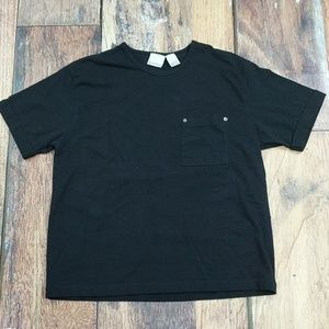 French Laundry Back Pocket Tee Size Large